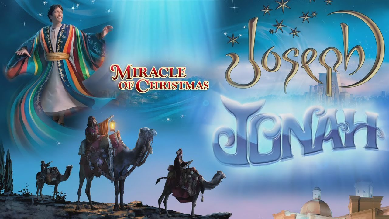 Sight And Sound Miracle Of Christmas.Sight Sound Presents Joseph Miracle Of Christmas Jonah