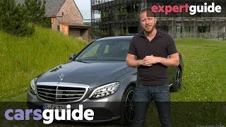 Mercedes-Benz C-Class 2018 review