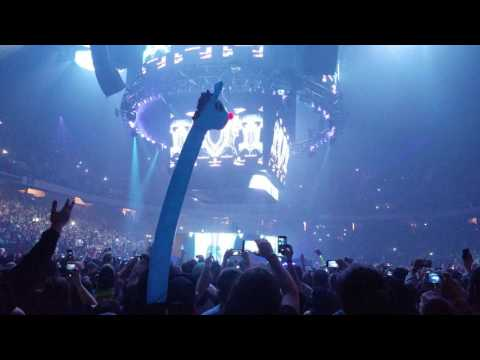 Bassnectar Where Is My Mind  NYE360 2017 Birmingham