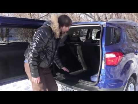 Форд Экоспорт против Рено Дастера видео сравнение