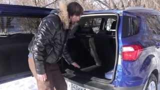 Форд Экоспорт против Рено Дастера - видео сравнение