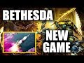 Bethesda's New Game - What we could/want to see!