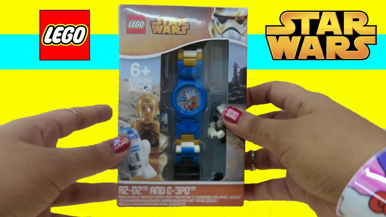 R2d2 And C3po Lego LEGO Star Wars C-3PO a...