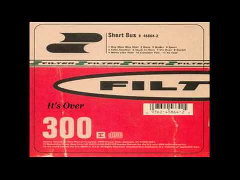 Cover Lagu Filter - Short Bus (Full Album) STAFABAND