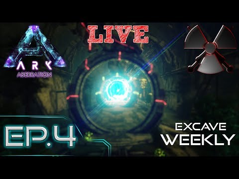 Weekly RP Stream (UNEDITED) - Ep. 4 - ARK: Aberration Survival RP | EXCAVE Event