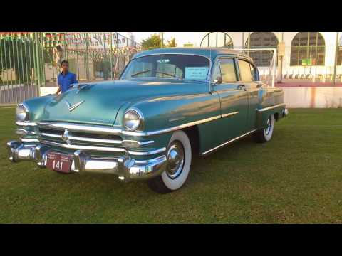 Classic Cars In United Arab Emirates