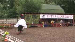 «Вятка Московии - 2013»- Региональная выставка лошадей в ЧКСК  «Лаир» 8