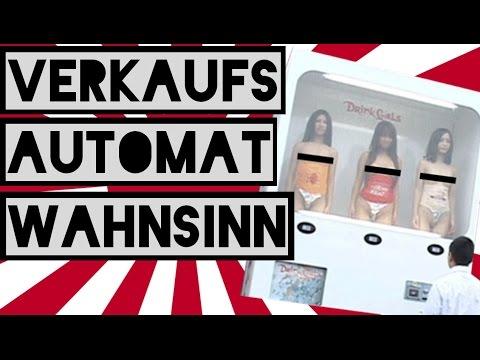 Verkaufsautomaten-Wahnsinn! | Japanische Kultur | JÄPÄN