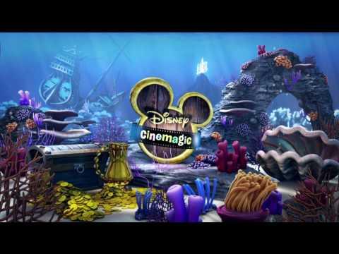 Disney Cinemagic HD - Ident Unterwasser (Deutschland) (HD)