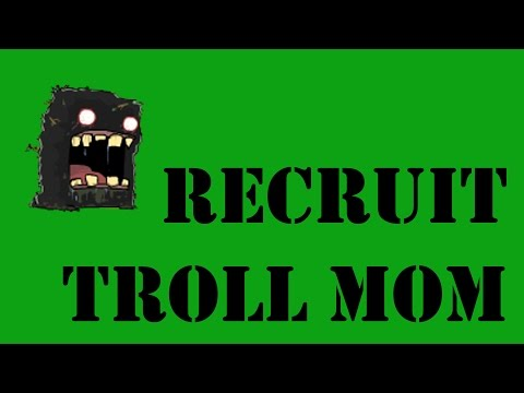 How to Recruit a Troll Mom in Pit People