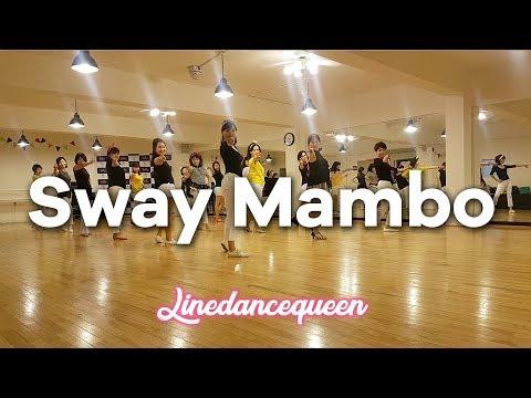 Sway Mambo Line Dance (Improver) Junghye Yoon, Korea Demo & Count
