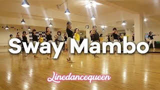 Sway Mambo Line Dance (Improver) Junghye Yoon, Korea Demo u0026 Count l 라인댄스