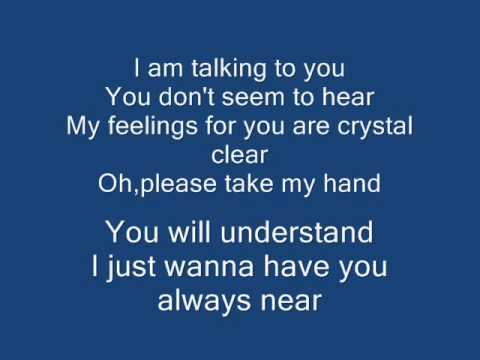 Catalin Josan Dont Wanna Miss You Lyrics Youtube