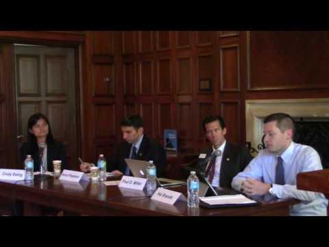 Harrington Panel 3: American Power in the 21st Century