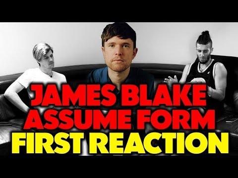 JAMES BLAKE - ASSUME FORM REACTION/REVIEW (Jungle Beats)