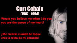 Nirvana - Love Buzz - Letra  (Ingles - Español)
