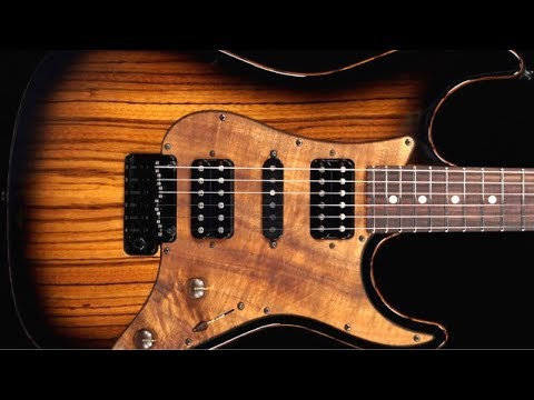 Mellow Atmospheric Groove   Guitar Backing Track Jam in F