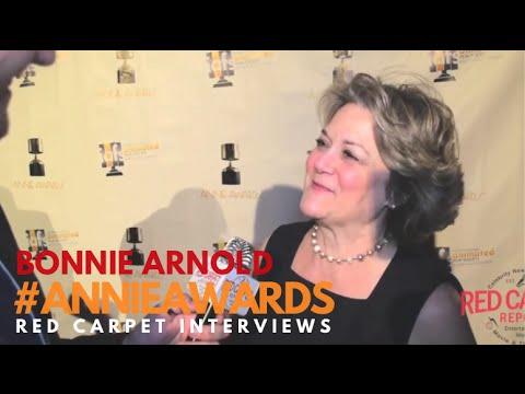 Bonnie Arnold DreamWorks Animation at the 43rd Annual Annie Awards ANNIEAwards AwardSeason