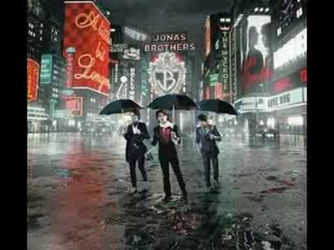 Jonas Brothers - A Little Bit Longer (With Lyrics) HQ