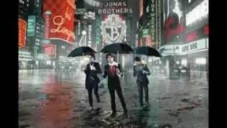 Jonas Brothers - A Little Bit Longer (With Lyrics) HQ