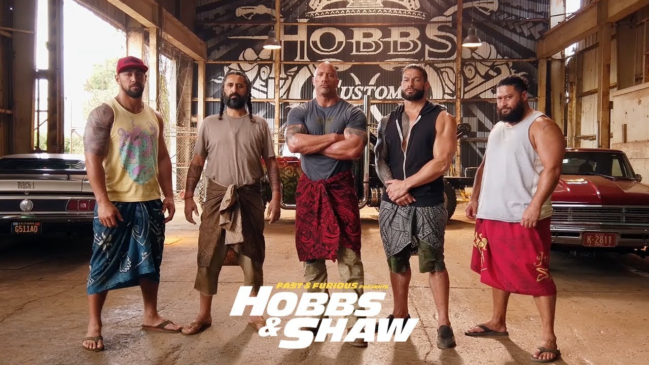 Download Fast & Furious Presents: Hobbs & Shaw - Meet The Brothers