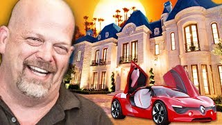 The Secret Life Rick Harrison Doesn't Show On The Pawn Stars