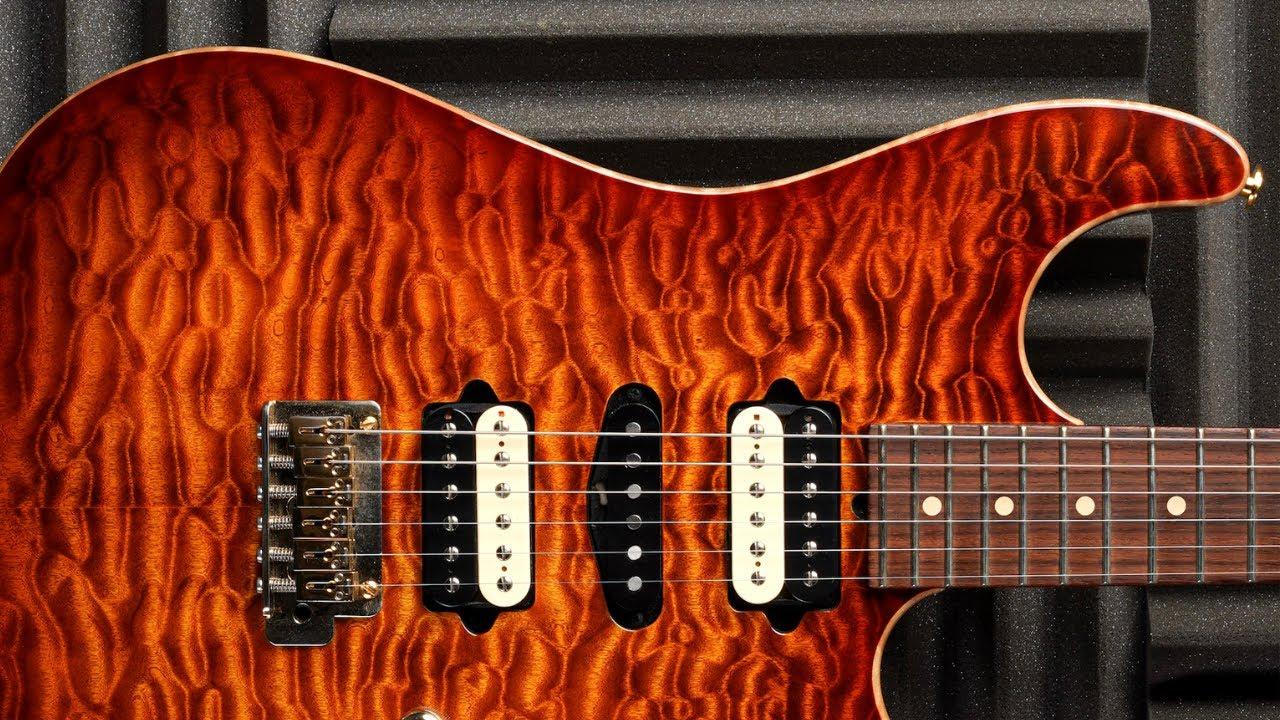 Deep Rock Ballad Guitar Backing Track Jam in G Minor
