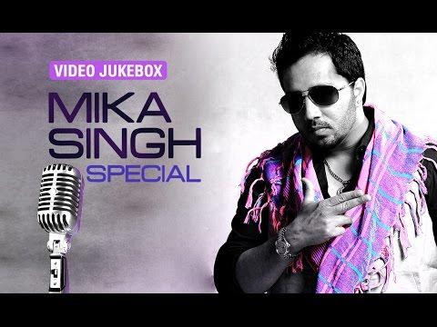 Mika Singh Special   Video Jukebox
