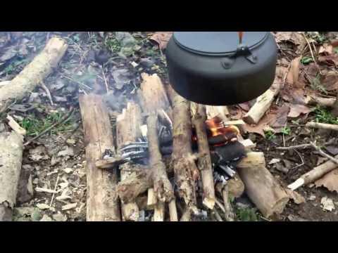 Flint & Steel Fire in the Rain