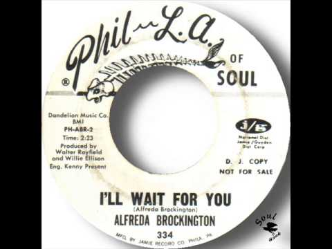 Alfreda Brockington Your Love Has Got Me Chained And Bound