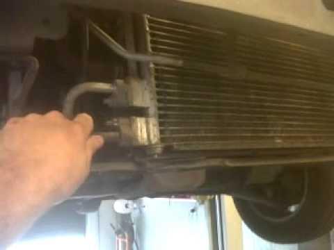 Reparacion Soldadura Condensador Ford Focus Aire