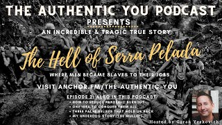 Episode 2 Clip: The Authentic You Podcast- One Idea to Conquer All, Underdog Story & Slave to Job?