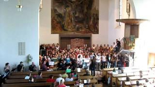 Du bist gut zu mir - Gottesdienst - CrimmitschauGospelt 2011