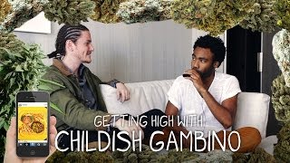 Getting High with Childish Gambino - Interview