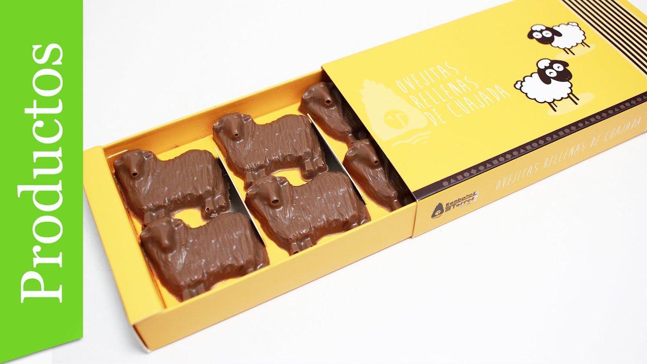 Bombones de Chocolate.