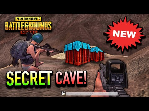 Top 10 NEW Secret Locations in PUBG Mobile! (Secret Cave) from YouTube · Duration:  13 minutes 37 seconds