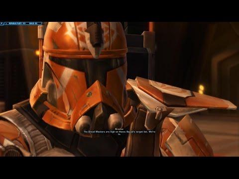 Swtor-Commando Trooper gameplay-Mandalorian Raiders Flashpoint