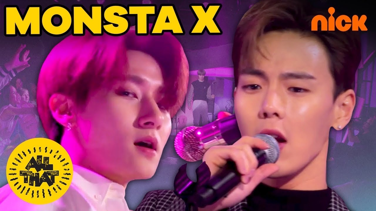 "Monsta X Performs ""Middle Of The Night"" Live! 