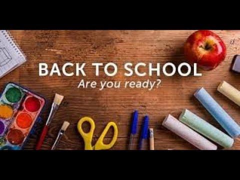 First day of school Staten Island