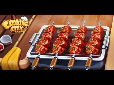 Cooking City: craze chef' s cooking games