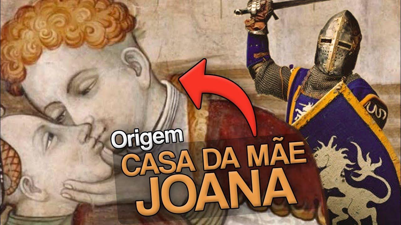 """A Origem da """"Casa da Mãe Joana!!"""" - YouTube"""