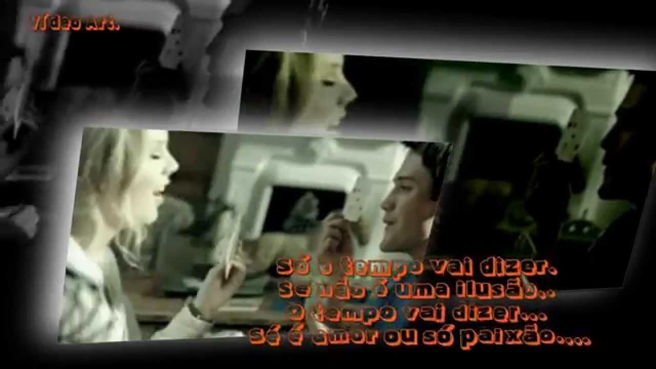 Leonardo Só O Tempo Vai Dizer HD (Vídeo Romântico )