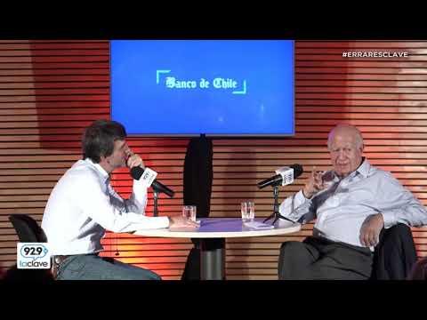 Ricardo Lagos en #ErrarEsClave EXTENDIDO | Miércoles 15 de noviembre