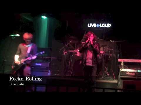 블루라벨 Blue Label - Rockn Rolling