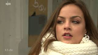 Bahnsteig-Posse in Grimma