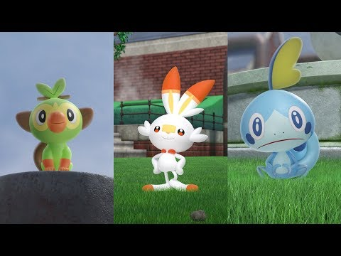 UK: Forge a Path to Greatness in Pokémon Sword and Pokémon Shield! ⚔ 🛡