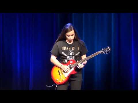 The Godfather Solo/Anastasia by Slash – Abbey Talent Show 2017