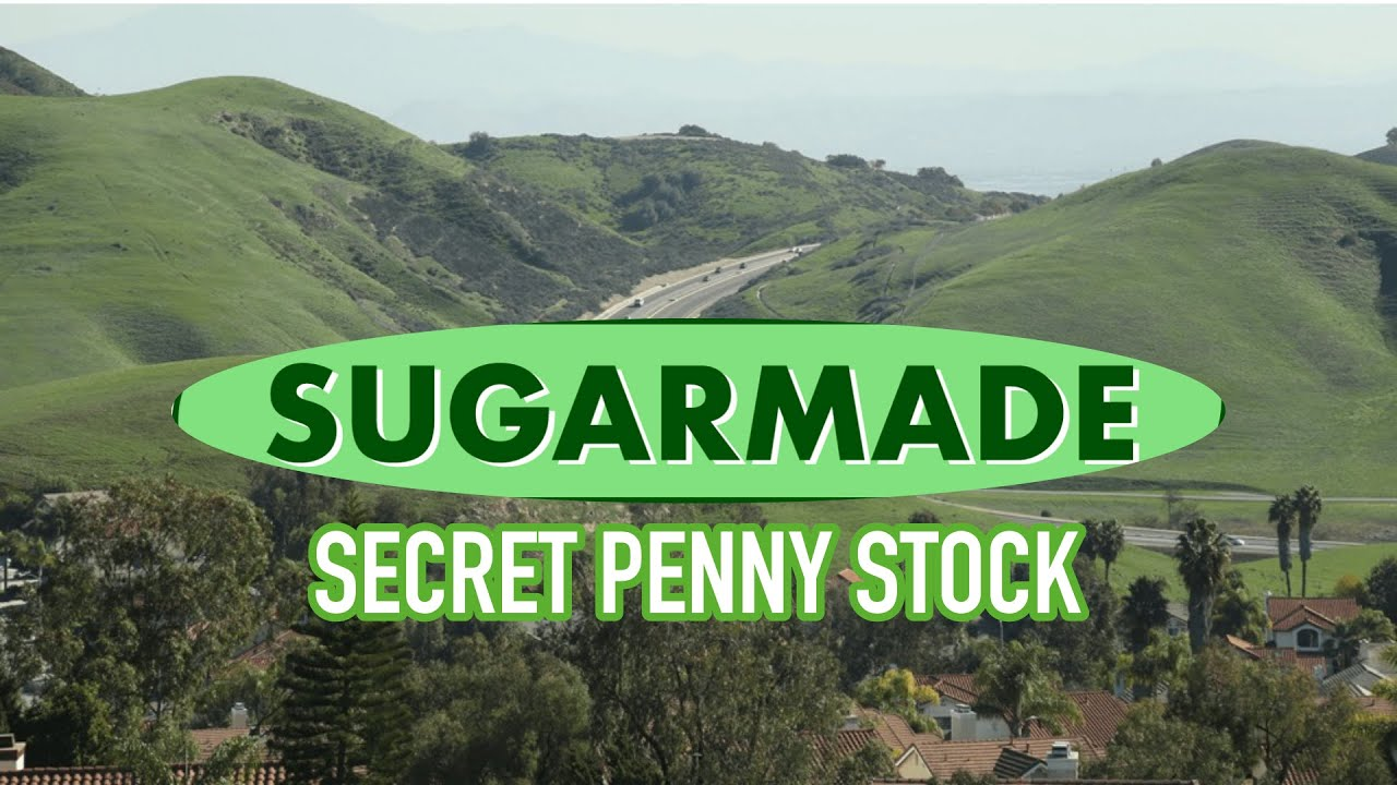 SugarMade Buys the LARGEST Farm in California • Secret Penny Stock 💰