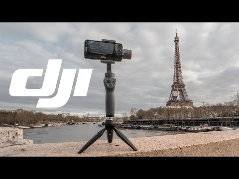 7 reasons to use the DJI Osmo Mobile 2 for B-Roll