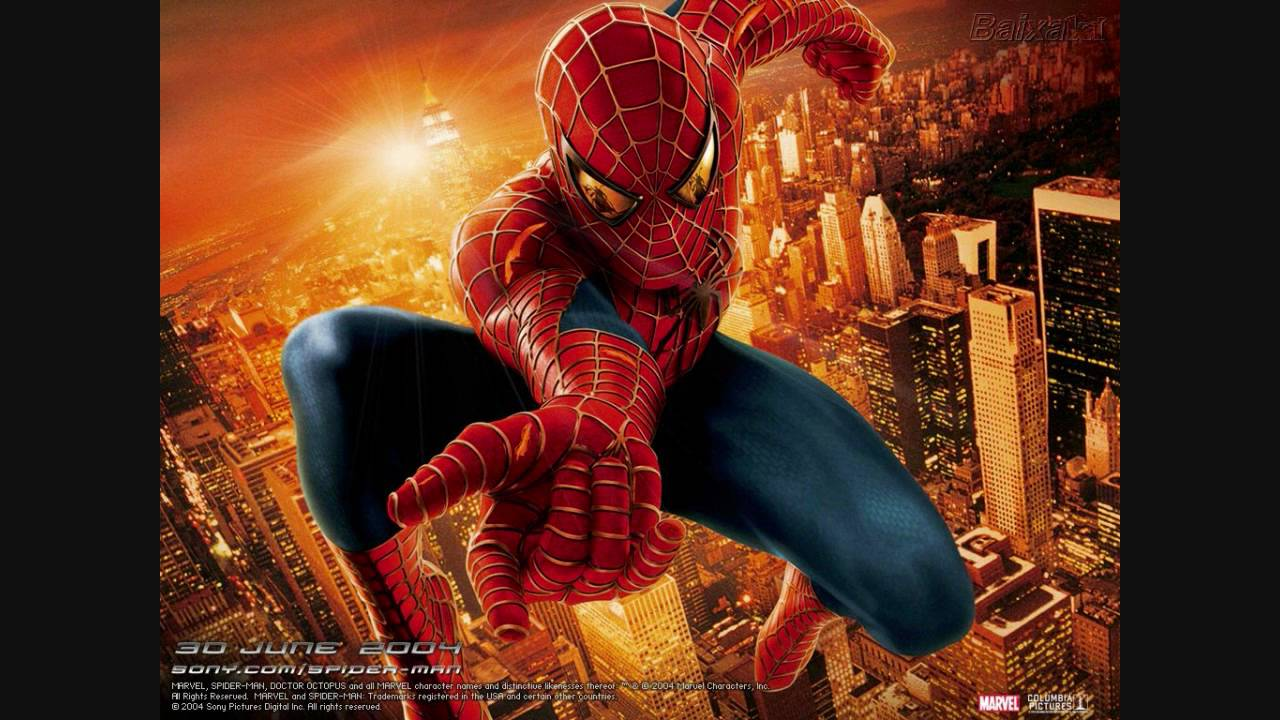 spider-man 2 theme song - youtube